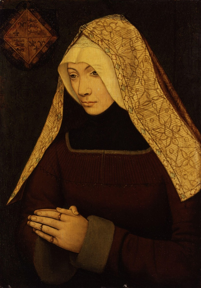 Unknown-woman-formerly-known-as-Lady-Margaret-Beaufort-from-National-Portrait-Gallery