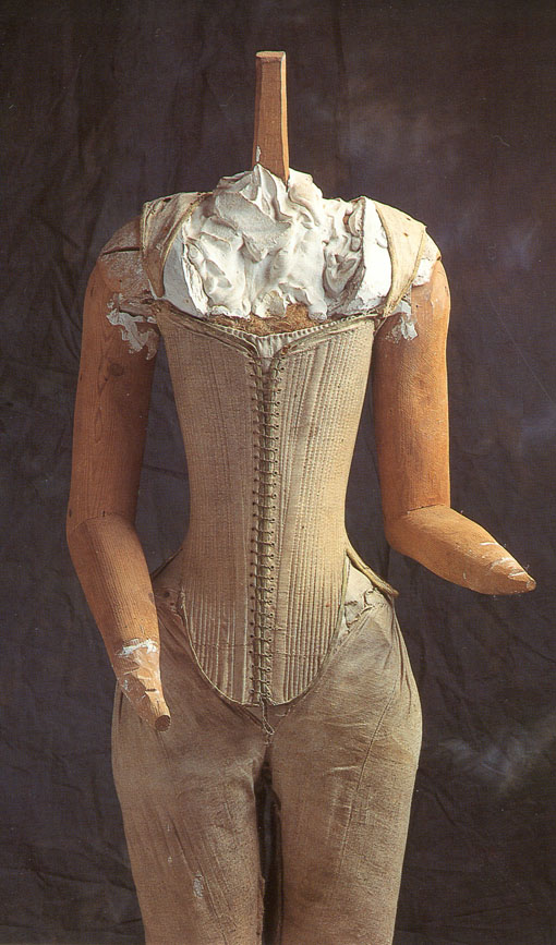 effigy-corset on
