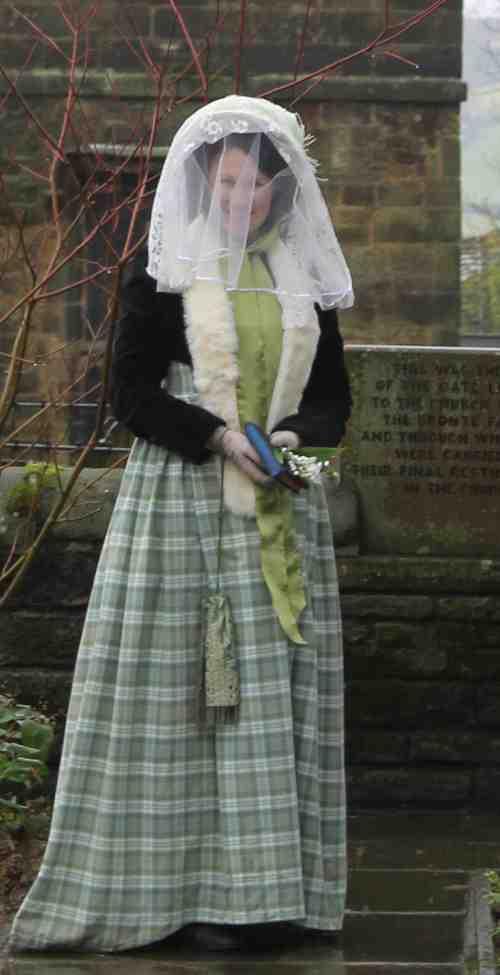 Mrs Bronte 1
