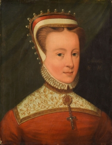 english-school-duchess-of-norfolk-em red hood