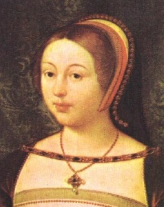 margaret tudor french hood
