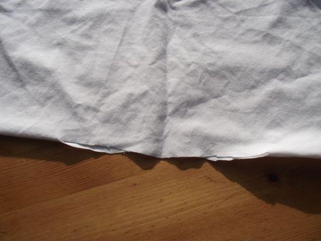 afbric folded chemise