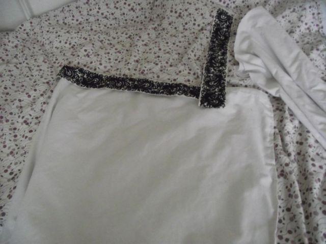 chemise plus sleeve