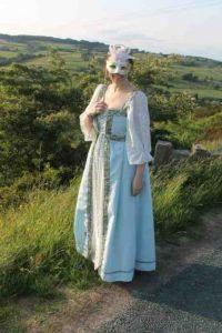 under gown borgia